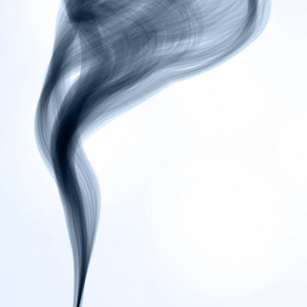 Smoke abstract  background Premium Vector