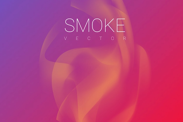 Smoky pink background Free Vector