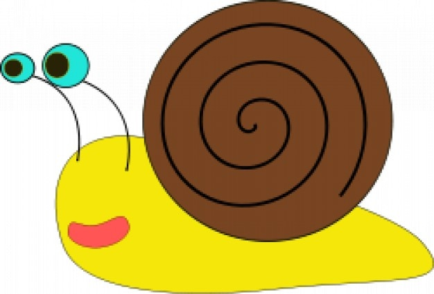Snail sketch     Free Vector