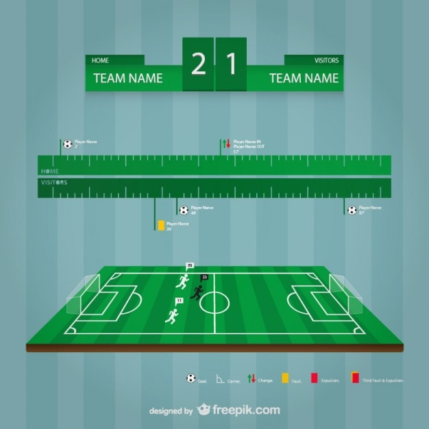 Soccer field vector free download soccer field free vector maxwellsz