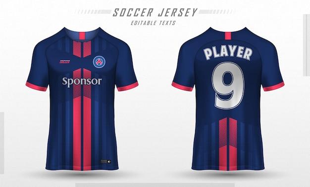 Download Mockup Jersey PSG