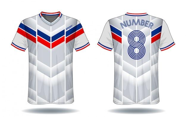 soccer jersey t shirt design vector