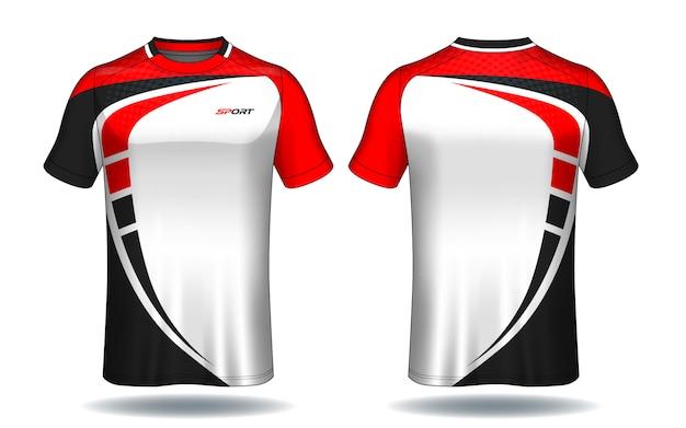 super popular 8af0e 2d7e1 Soccer jersey template.sport t-shirt design. Vector ...