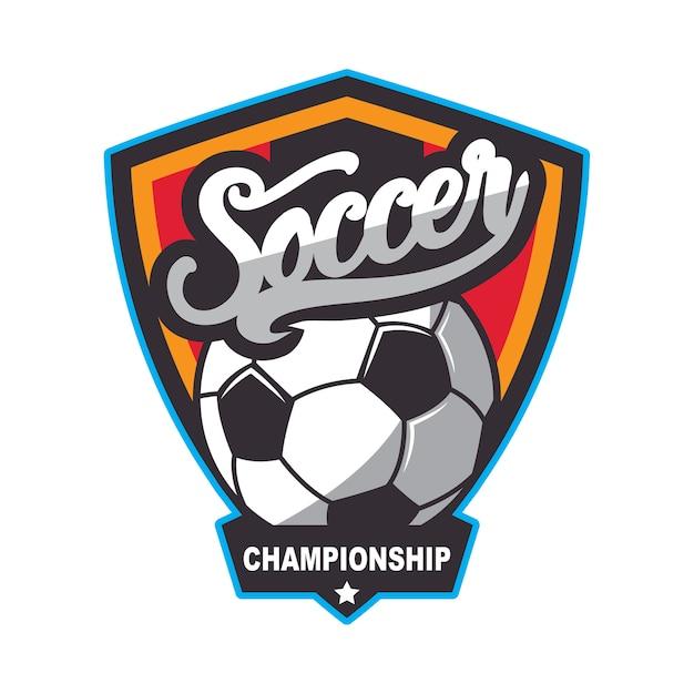 premium vector soccer logo american logo https www freepik com profile preagreement getstarted 1413384
