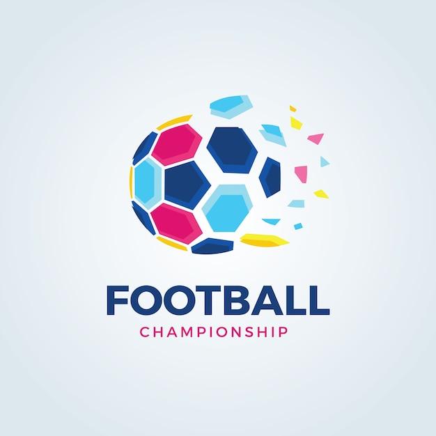 soccer logofootball logosport team logovectortemplate