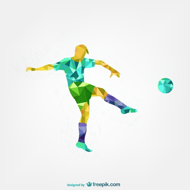 soccer abstract Amazoncom: girl soccer player abstract watercolor art print by artist dj rogers: posters & prints.