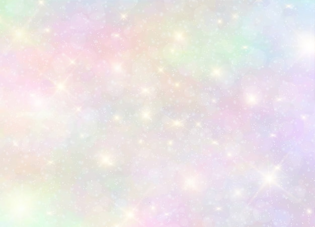 Soft pastel bright colored calm abstract background Premium Vector
