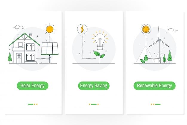 Solar energy Vector | Premium Download