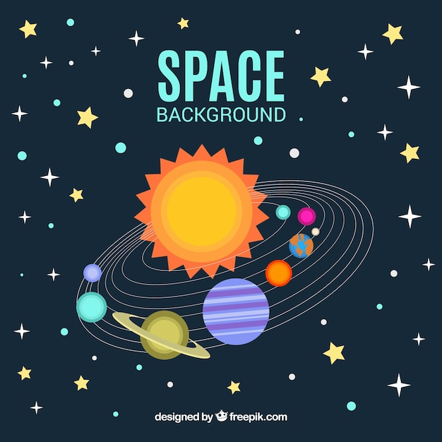 solar system vector free download - photo #11