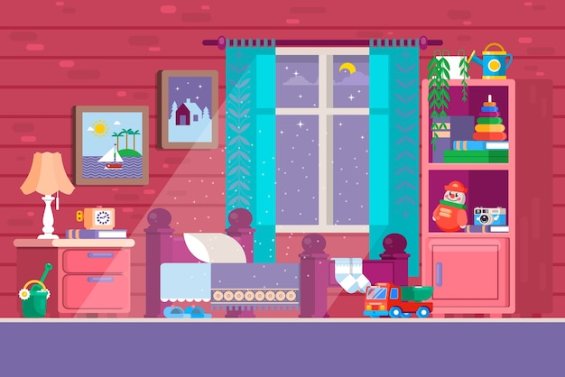 Bedroom Design For Girls