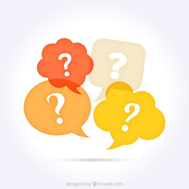 Question Mark Vectors Photos And Psd Files Free Download