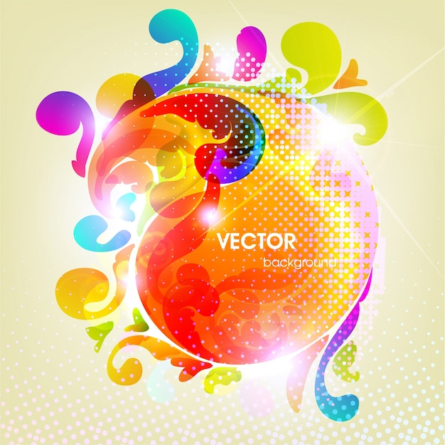Spiral creative sketch texture beauty Premium Vector