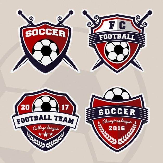 Football Logo Vectors, Photos and PSD files | Free Download