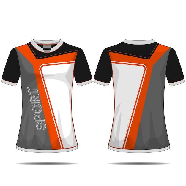 Sport t-shirt design  Vector | Premium Download