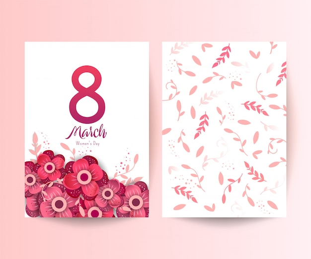 Spring  sale banner. special discount Premium Vector
