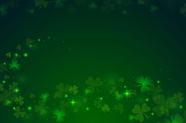 St patrick day Free Vector