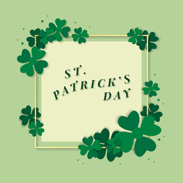 St.patrick's day special offer vector Free Vector
