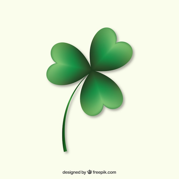 St patricks shamrock vector free download st patricks shamrock free vector voltagebd Images