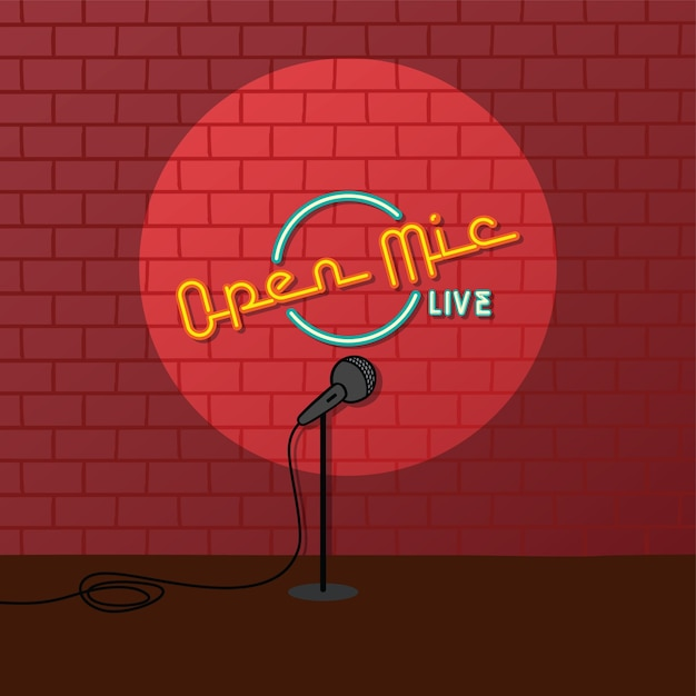 Comedy Open Mic Live