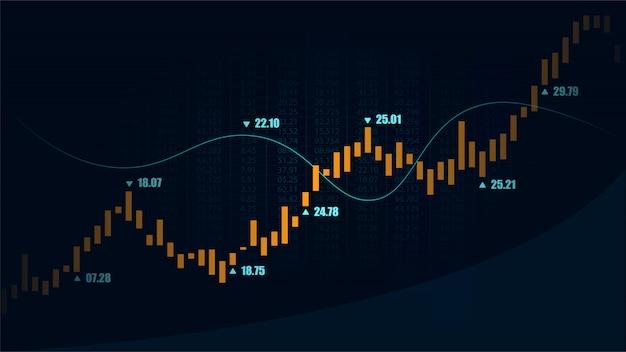 Image result for trading graph logo