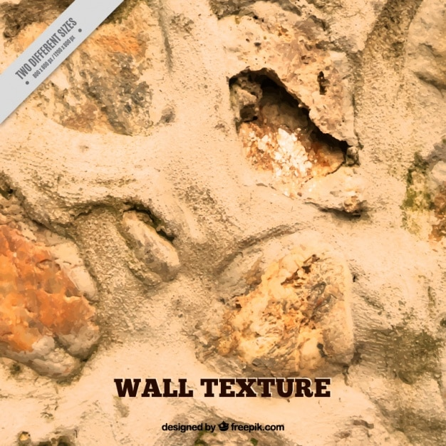 Stone and sand texture