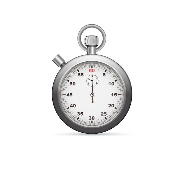 Stopwatch Premium Vector