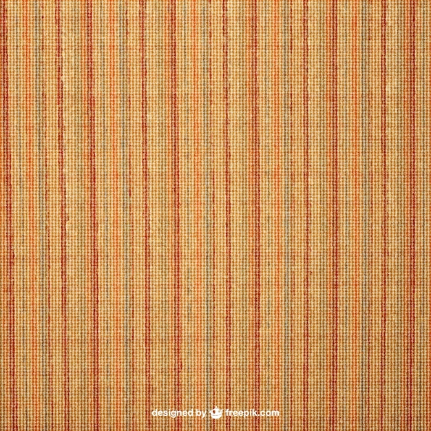 Striped linen texture Premium Vector