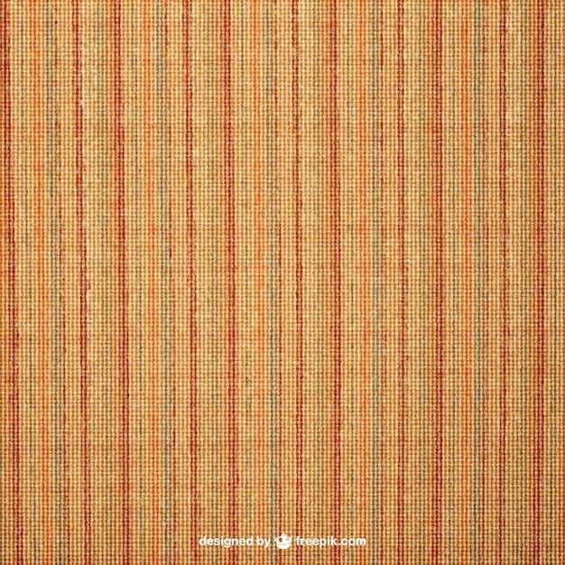 Striped linen texture Free Vector
