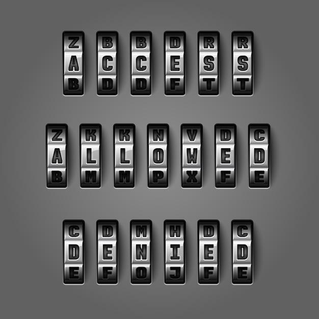 Дизайн strongbox код фона Бесплатные векторы