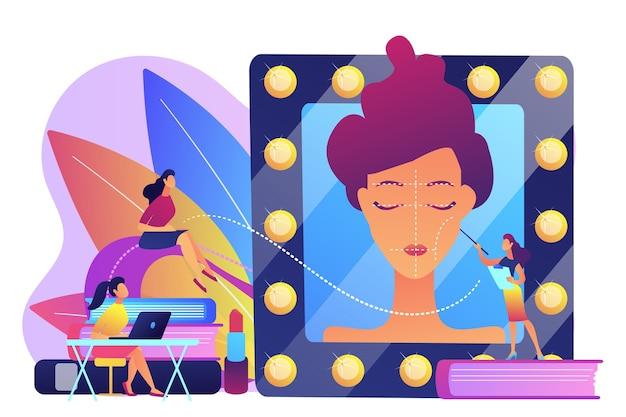 Cosmetics Masterclass Concept
