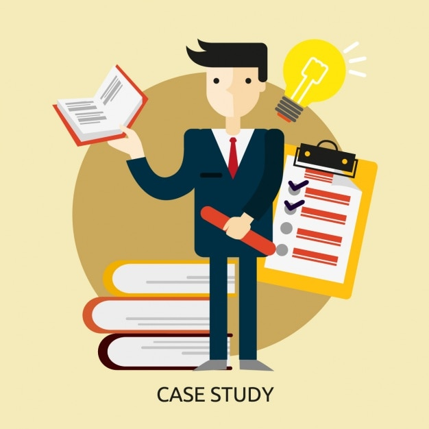 Case Study Services Icon Vector. Case ... | Stock Vector ...
