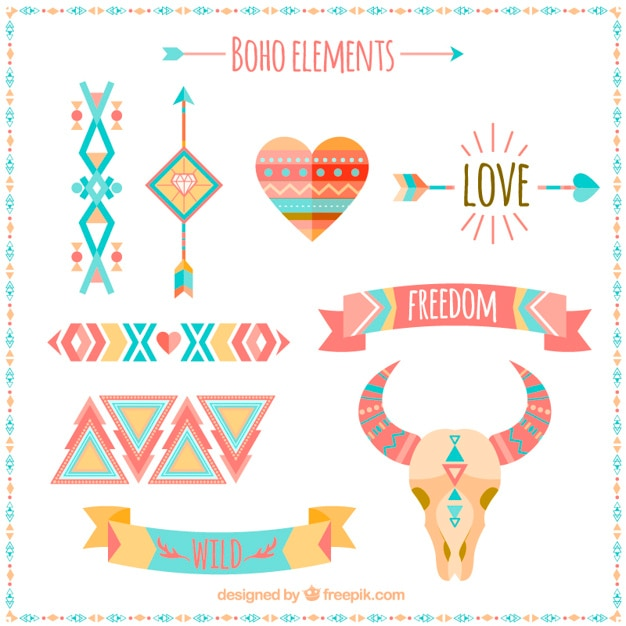free vector green boho - photo #19