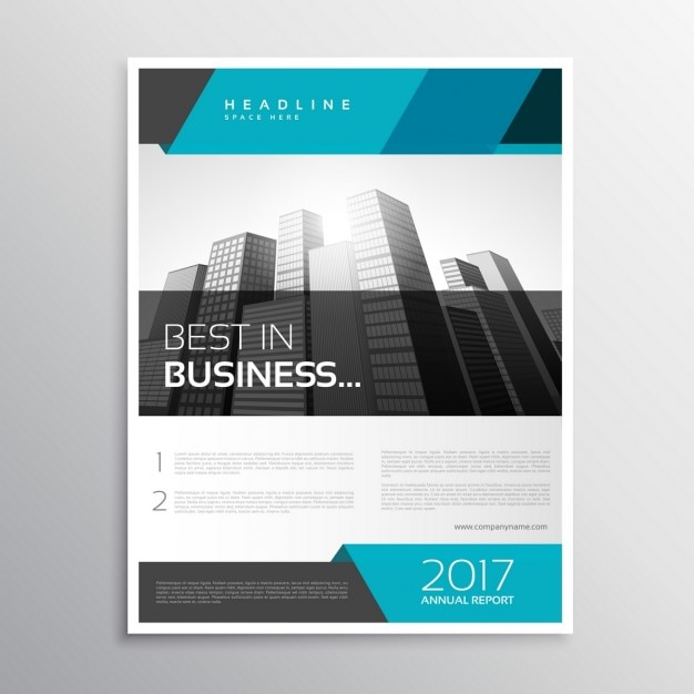 Stylish Modern Business Flyer Vector  Free Download