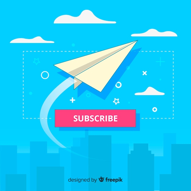 Subscribe Free Vector