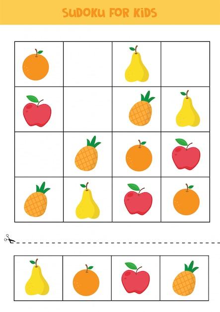 Kinder Sudoku Online