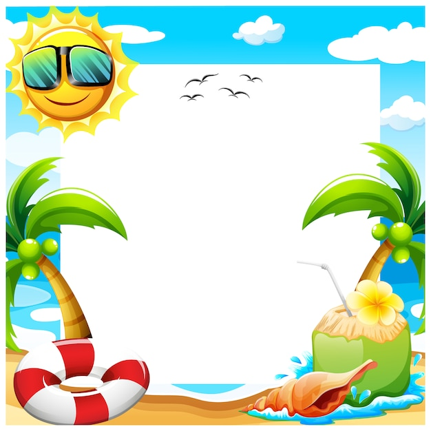 summer vector illustraitons - photo #35