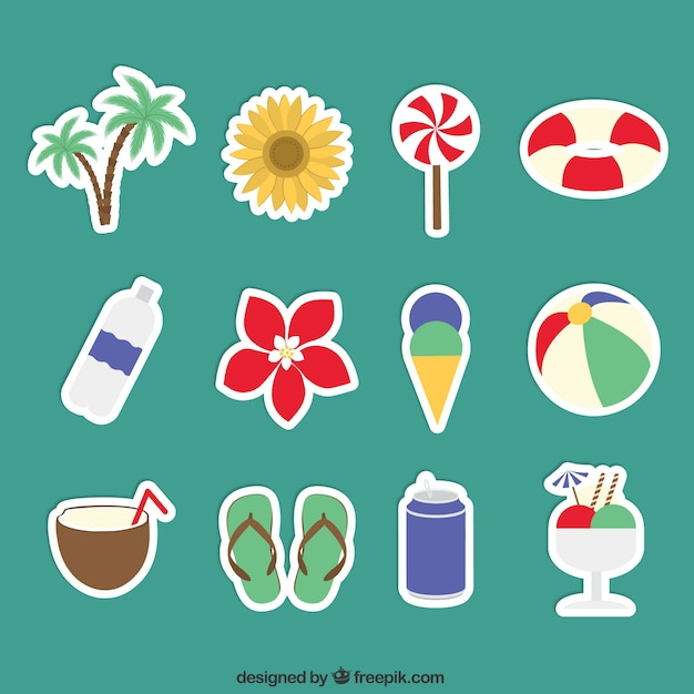 summer stickers vector free download free palm tree vector ai free palm tree vector illustrator