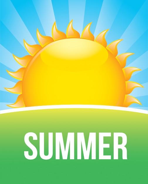 Summer Free Vector