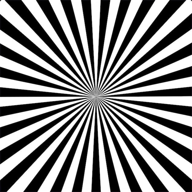 68b230e9ec0 Sunburst pattern Vector   Free Download