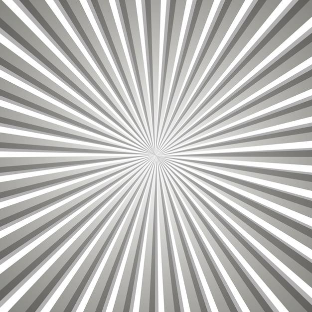 Sunburst pattern Free Vector