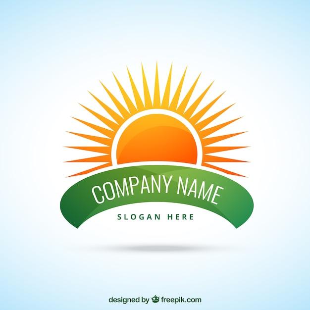 Sunny Logo Vector Premium Download