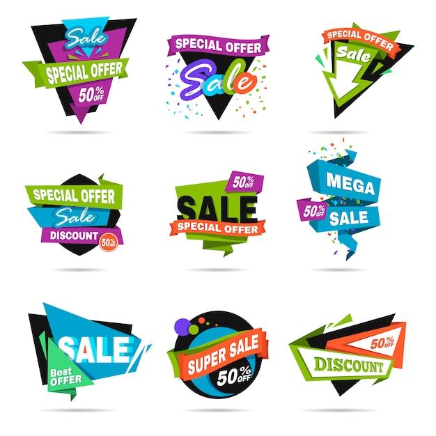 Super sale Premium Vector