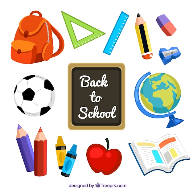 back to school vector - photo #33