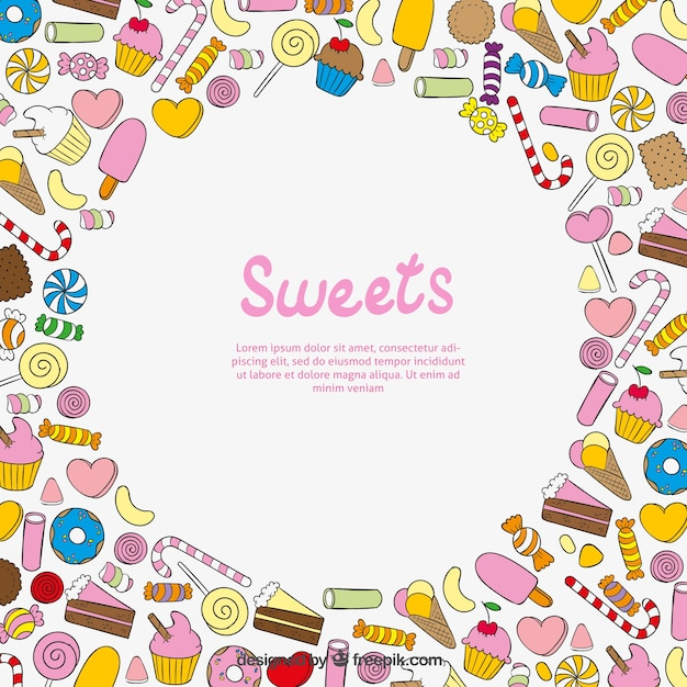 sweets background vector premium download christmas candy images clip art candy cane images clip art