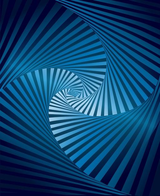 Swirl background Premium Vector