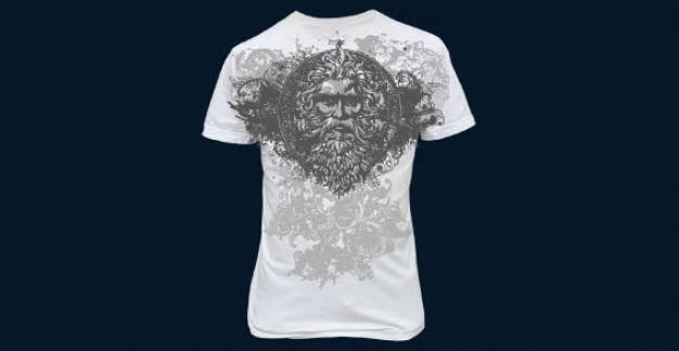 T shirt design on back vector free download for T shirt design online software free download