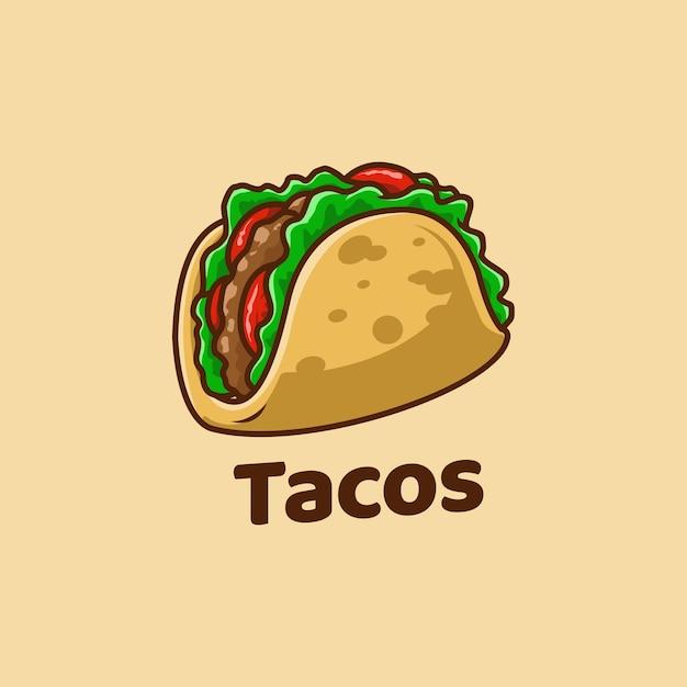 タコスフードメキシコおいしいメキシコ Premiumベクター