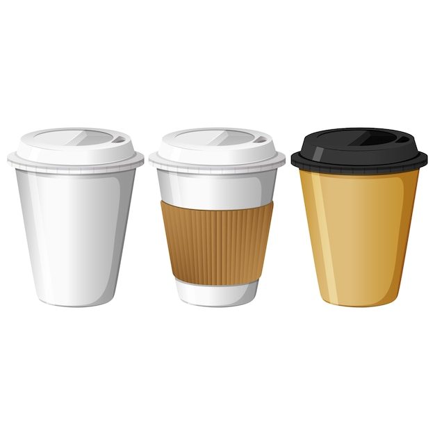 Coffee Cup Vector Free Download
