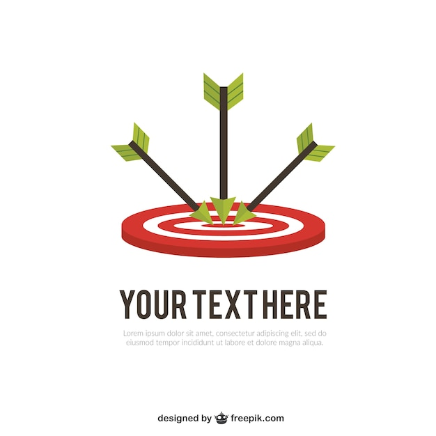 target template vector free download