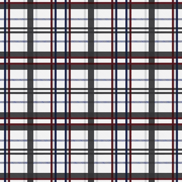 Tartan pattern seamless fabric background  checkered texture